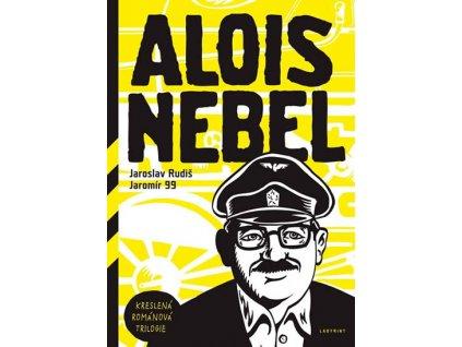 Alois Nebel -Kreslená román.trilogie