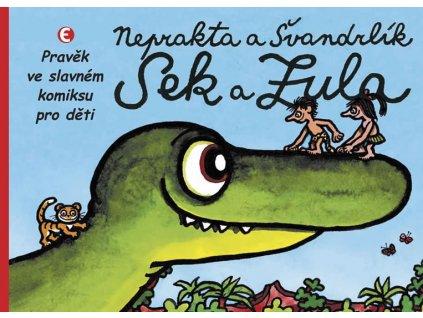 394974 sek a zula pravek ve slavnem komiksu pro deti