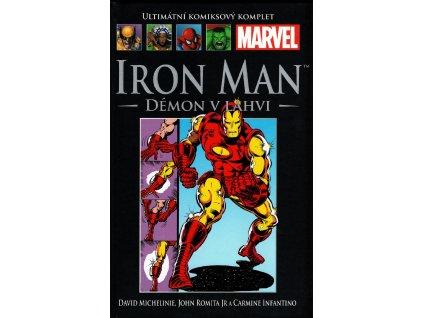 UKK Ultimátní Komiksový Komplet 1 Iron Man Démon v lahvi