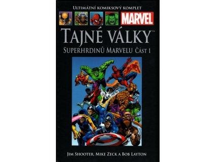 UKK Ultimátní Komiksový Komplet 5 Tajné války superhrdinů Marvelu, část 1
