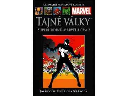 UKK Ultimátní Komiksový Komplet 6 Tajné války superhrdinů Marvelu, část 2