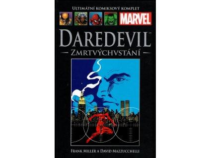 UKK Ultimátní Komiksový Komplet 7 Daredevil Zmrtvýchvstání