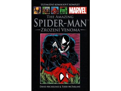 UKK Ultimátní Komiksový Komplet 9 The Amazing Spider-Man Zrození Venoma