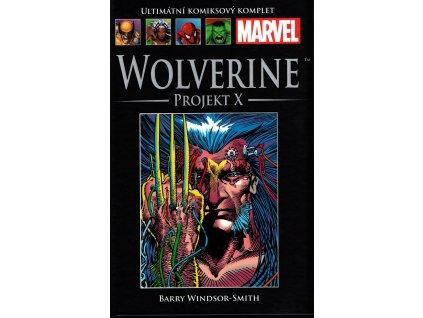 UKK Ultimátní Komiksový Komplet 10 Wolverine Projekt X