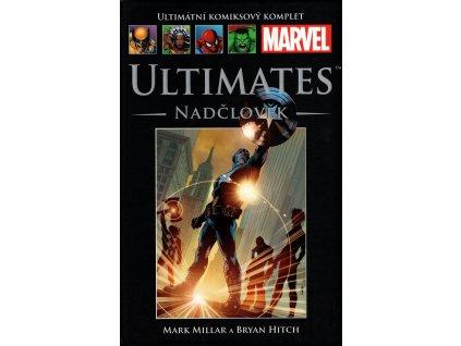 UKK Ultimátní Komiksový Komplet 16 Ultimates Nadčlověk