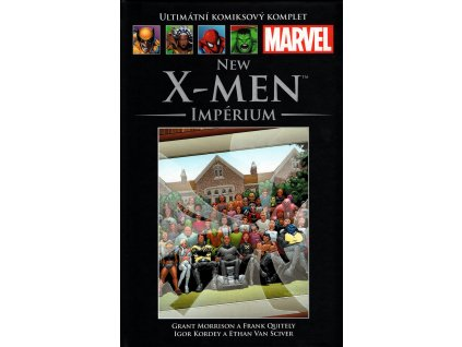 UKK Ultimátní Komiksový Komplet 19 New X-Men Impérium