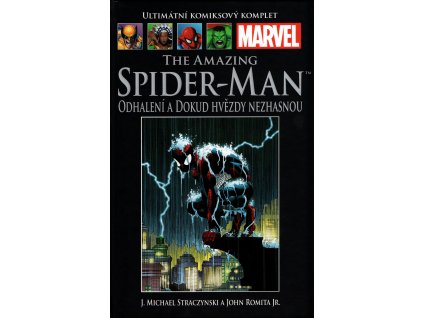 UKK Ultimátní Komiksový Komplet 24 The Amazing Spider-Man Odhalení a Dokud hvězdy nezhasnou