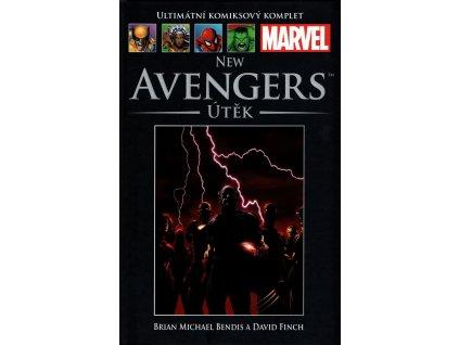 UKK Ultimátní Komiksový Komplet 31 New Avengers Útěk