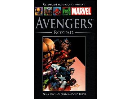 UKK Ultimátní Komiksový Komplet 34 Avengers Rozpad