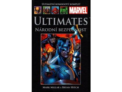 UKK Ultimátní Komiksový Komplet 37 Ultimates Národní bezpečnost