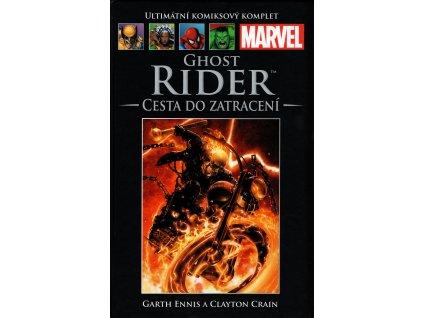 UKK Ultimátní Komiksový Komplet 38 Ghost Rider Cesta do zatracení