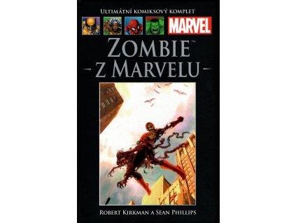 UKK Ultimátní Komiksový Komplet 41 Zombie z Marvelu