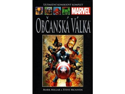 UKK Ultimátní Komiksový Komplet 42 Občanská válka