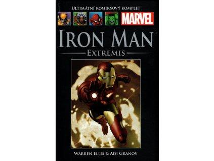 UKK Ultimátní Komiksový Komplet 43 Iron Man Extremis
