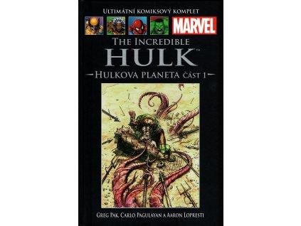 UKK Ultimátní Komiksový Komplet 49 The Incredible Hulk Hulkova planeta, část 1