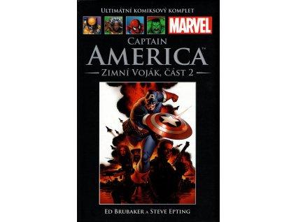 UKK Ultimátní Komiksový Komplet 51 Captain America Zimní voják, část 2