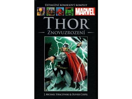 UKK Ultimátní Komiksový Komplet 52 Thor Znovuzrození