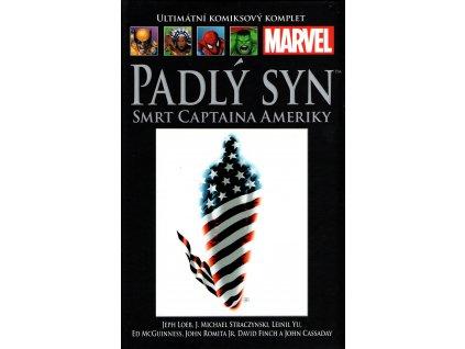 UKK Ultimátní Komiksový Komplet 53 Padlý syn Smrt Captaina Ameriky