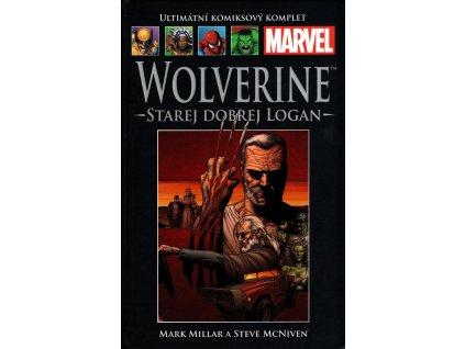UKK Ultimátní Komiksový Komplet 56 Wolverine Starej dobrej Logan
