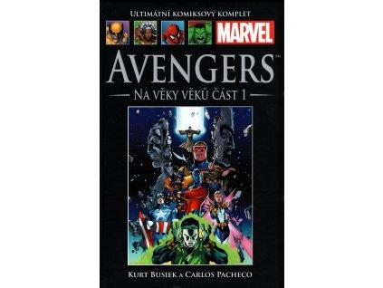 UKK Ultimátní Komiksový Komplet 61 Avengers Na věky věků, část 1
