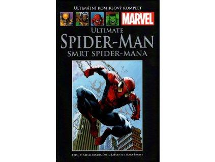 UKK Ultimátní Komiksový Komplet 73 Ultimate Spider-Man Smrt Spider-Mana