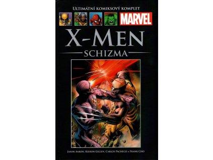 UKK Ultimátní Komiksový Komplet 76 X-Men Schizma