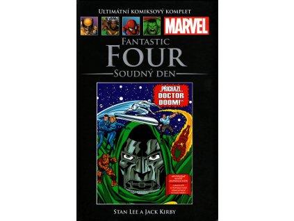 UKK Ultimátní Komiksový Komplet 89 Fantastic Four Soudný den