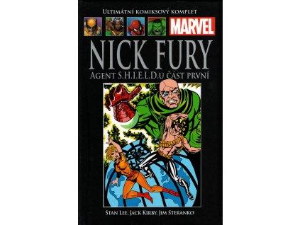 UKK Ultimátní Komiksový Komplet 92 Nick Fury Agent S H I E L D u, část 1