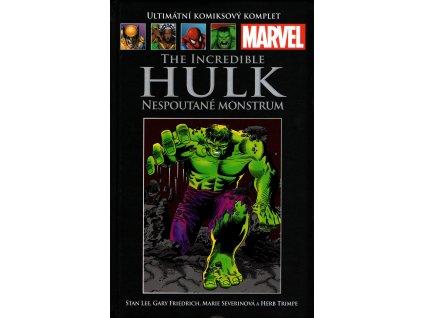 UKK Ultimátní Komiksový Komplet 95 The Incredible Hulk Nespoutané monstrum
