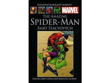 UKK Ultimátní Komiksový Komplet 103 The Amazing Spider-Man Smrt Stacyových