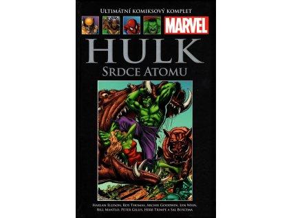 UKK Ultimátní Komiksový Komplet 106 Hulk Srdce atomu