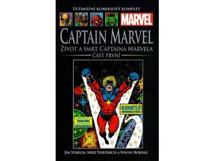 UKK Ultimátní Komiksový Komplet 108 Captain Marvel Život a smrt Captaina Marvela, část 1