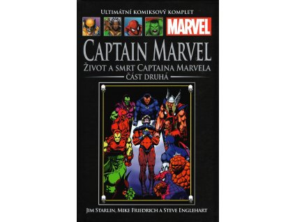 409914 ukk 109 captain marvel zivot a smrt captaina marvela cast 2 rozbaleny