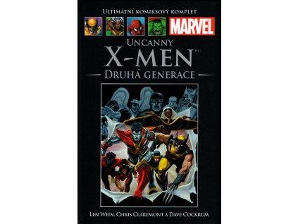 UKK Ultimátní Komiksový Komplet 114 Uncanny X-Men Druhá generace