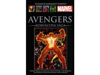 UKK Ultimátní Komiksový Komplet 119 Avengers Korvacova sága