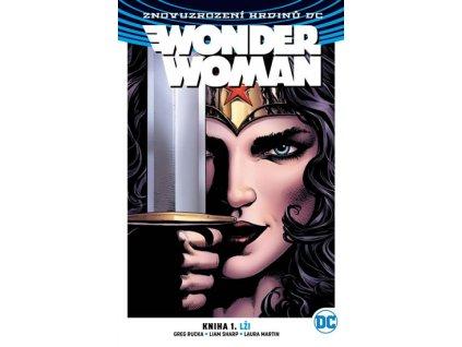 Wonder Woman 1 - Lži