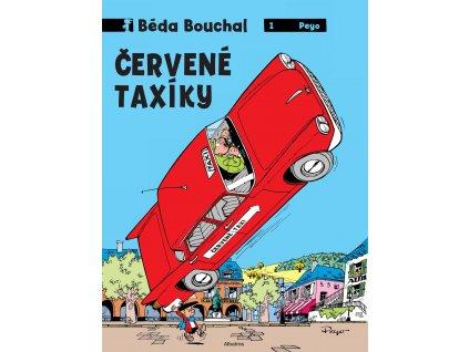 Béda Bouchal - Červené taxíky