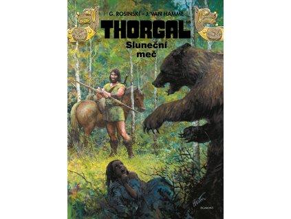 Thorgal 18 - Sluneční meč