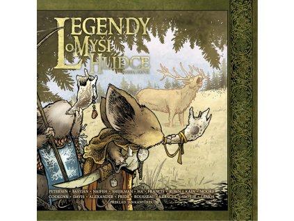 Legendy o Myší hlídce - Kniha první