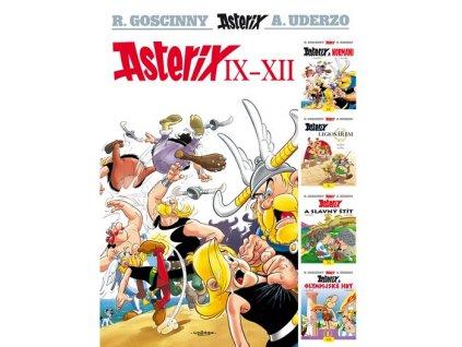Asterix IX - XII