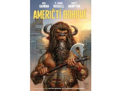 Američtí bohové 1 - Stíny (Limitovaná obálka)