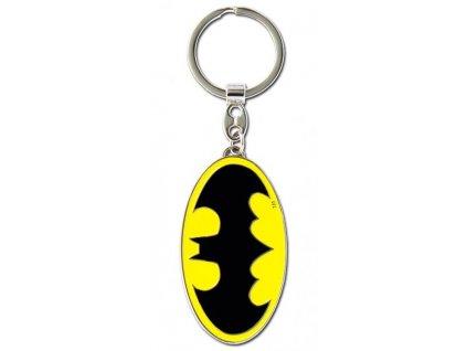 Přívěsek, klíčenka 6 cm/BATMAN/LOGO