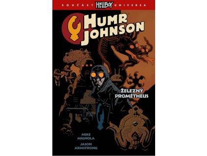Humr Johnson 1 - Železný Prométheus