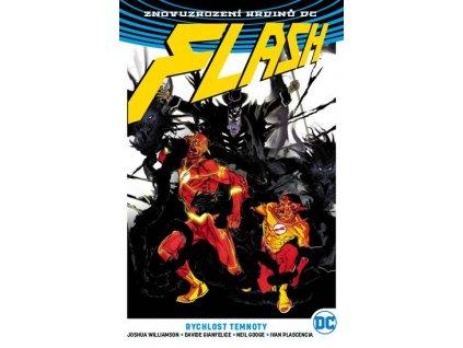 Flash 2 - Rychlost temnoty