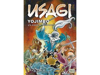Usagi Yojimbo - Zloději a špioni