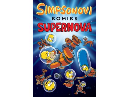 Simpsonovi - Supernova
