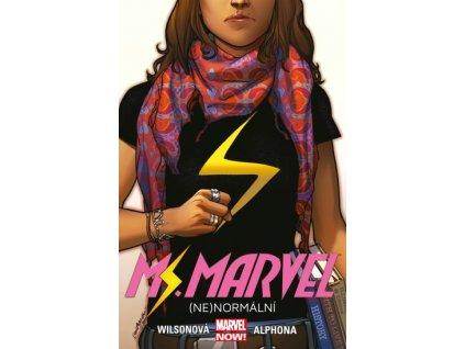 Ms. Marvel: (Ne)normální