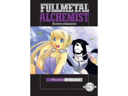 Fullmetal Alchemist - Ocelový alchymista 5