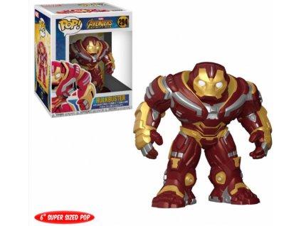 414677 figurka funko pop avengers infinity war hulkbuster 15cm