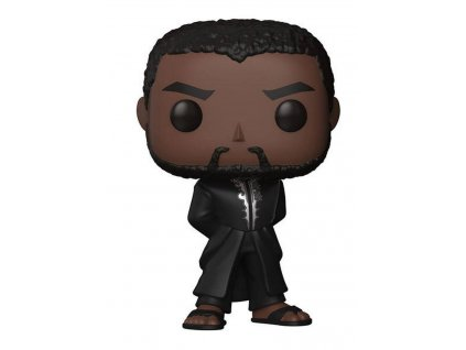 414701 figurka funko pop black panther black panther robe black